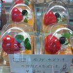 シェノーリ - ベークド・チーズケーキ