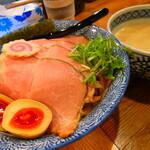 123421341 - 濃い方のつけ麺