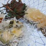 ゆきや荘 - 料理写真:夕食(1)