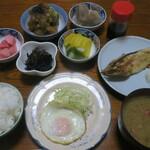 ゆきや荘 - 朝食