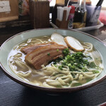 うみちか食堂 - うみちかすば(中)¥580