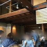 ブルーボトルコーヒー - 店内①