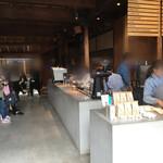 ブルーボトルコーヒー - 店内②