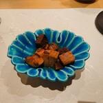 くるり - 料理写真:鮪の角煮