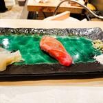 くるり - 料理写真:本鮪の中とろ