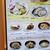 東京大学 中央食堂 - メニュー写真:麺、丼おススメ