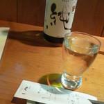 と一 - 〆張鶴 純米吟醸