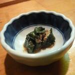 と一 - 箸休め 岩手県産和辛子の醤油漬け