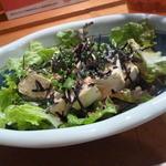 と一 - 豆腐サラダ