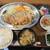 御得意 - 料理写真:生姜焼き定食 (980円・税込)