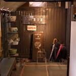 cafe RIN - 入口