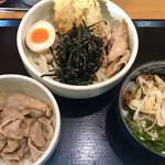 肉汁うどん こうち屋 - 料理写真: