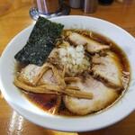 太尊 - 「チャーシューメン(¥800税込)」