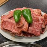長秀屋 - 料理写真:お肉