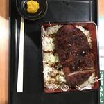 麺工房 - ソースカツ丼
