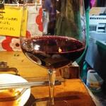 羊羊 - 飲み放題からグラスワイン