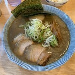 肉中華そばムタヒロ - 料理写真:こくにぼ中華そば 味玉
