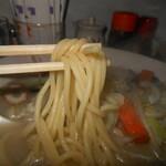 長崎屋 - 料理写真:ちゃんぽんのメン