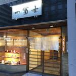 123449975 - 鰻の名店一富士さんに! 場所は地下鉄伏見駅直ぐ広小路通り沿いにあります。