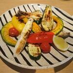 Izakayabunka - 野菜焼き