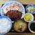 丸山食堂 - 料理写真:ハンバーグ定食