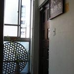 大坊珈琲店 - 入り口