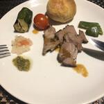 シュラスコレストランALEGRIA - 料理写真: