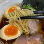 123461566 - 中細ストレート麺
