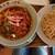 どストライク軒 ファクトリー - 料理写真:肉野菜つけ麺