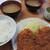 とんかつ山家 - 料理写真:ヒレカツ定食