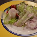 レストラン ソラヴェール - 那須高原野菜