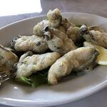 ミオ エ テンプリーナ - 牡蠣のフリット 880円
