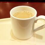 カフェ・ベローチェ - カフェオーレ:250円