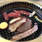 肉菜工房うしすけ -