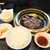 こいろり - 料理写真:「焼肉バラ定食」(850円込)(2020年1月)