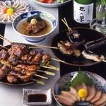 鳥せい - 料理写真:多彩な鶏料理と日本酒
