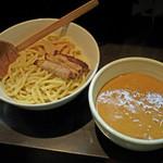 ラーメン純風殿 - 裏メニュー!?超濃厚担々つけ麺