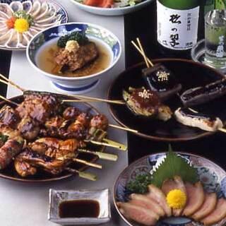 鳥せい 本店 - 多彩な鶏料理と日本酒