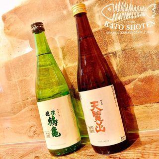◇希少◇地元・北海道の地酒を取り揃え◎数量限定酒もあり〼