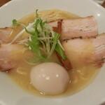 ラーメン ロケットキッチン - 料理写真: