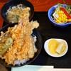 天城 - 料理写真:天丼1100円