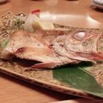 Yoshihisa - のどぐろ塩焼き(半身)