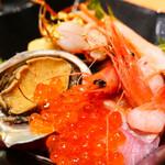 旬彩和食 口福 - 口福海鮮丼スペシャル