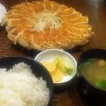 石松餃子 本店 - 定食(大)