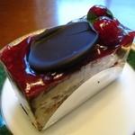 Esprit de Paris - 【New!】木苺とチョコクリーム(\399)