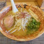 麺匠 八雲 - 料理写真:麺匠 八雲 本店(味噌ラーメン 800円)