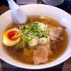 百々福 - 料理写真:魚介だしらー麺
