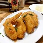東京ブッチャーズ with OKACHI Beer Lab - チキンチリペッパーズ(480円)