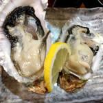 海鮮問屋 三宮 セリ壱 - 生牡蠣