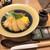 麺処つるはん - その他写真:「鶏天ぷらそば」(1200円)